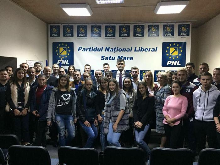 Victor Cernea, noul președinte al TNL Satu Mare