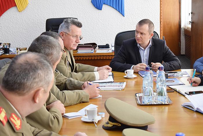 """Au început pregătirile pentru """"Ziua Armatei"""""""