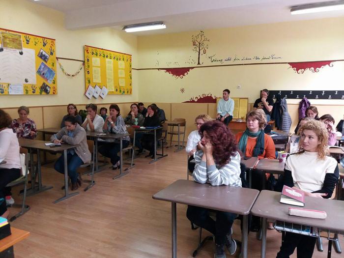 Trei noi proiecte ERASMUS+, lansate la o școală din Satu Mare