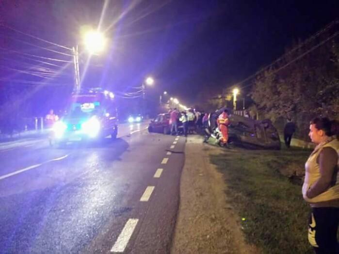 Noi detalii despre accidentul de pe B-dul Lucian Blaga. Un bebeluș, rănit