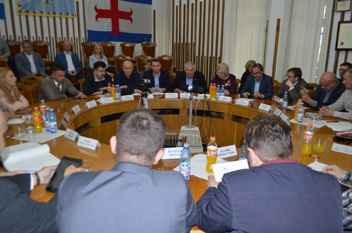 Ședință extraordinară la Consiliul Local. Ordinea de zi