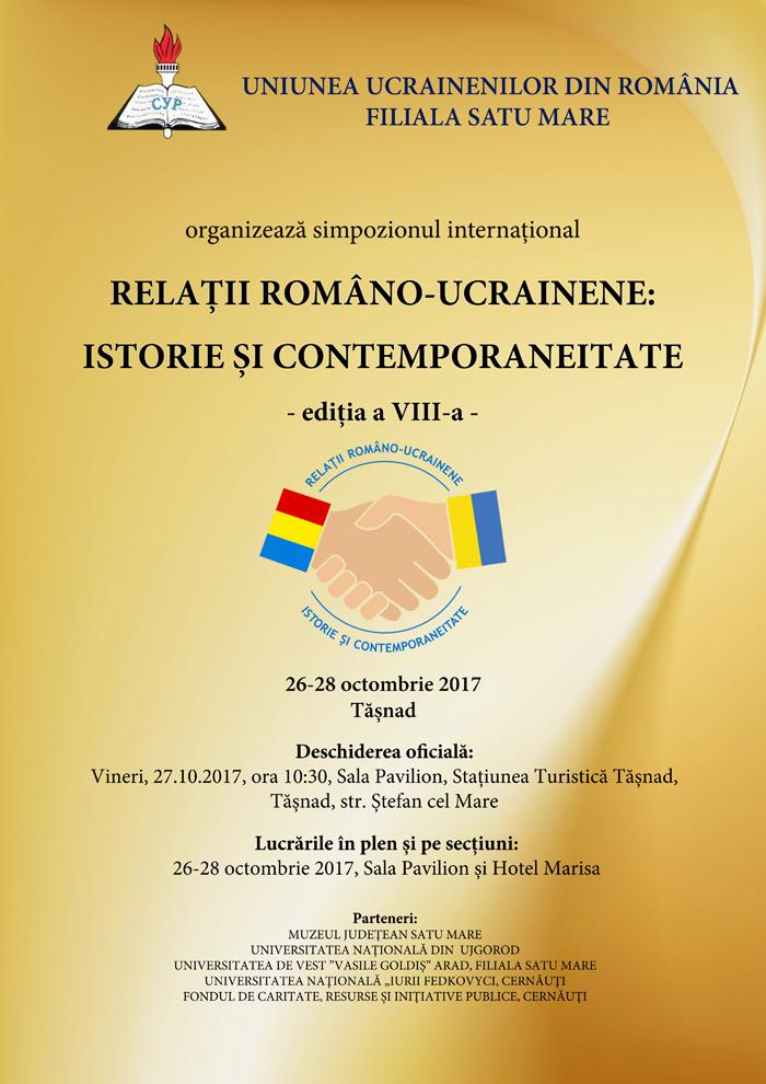 Simpozion internațional la Tășnad