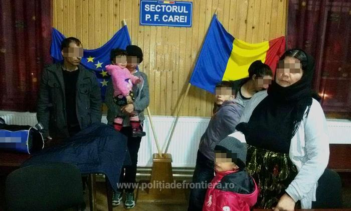 Traficant de migranți, oprit lângă Urziceni