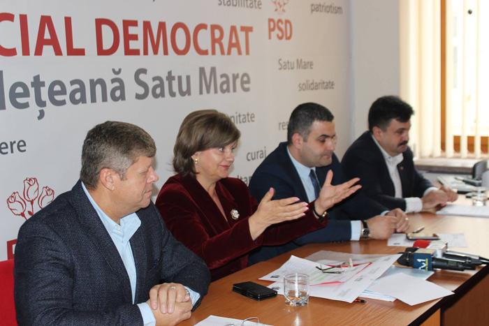 """Aurelia Fedorca despre negocierile cu UDMR: """"Discuții amiabile și drăguțe, dar fără un rezultat concret"""""""