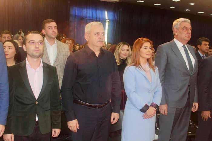 Ioana Bran, alături de Liviu Dragnea și Mihai Tudose, la Congresul TSD (Foto)