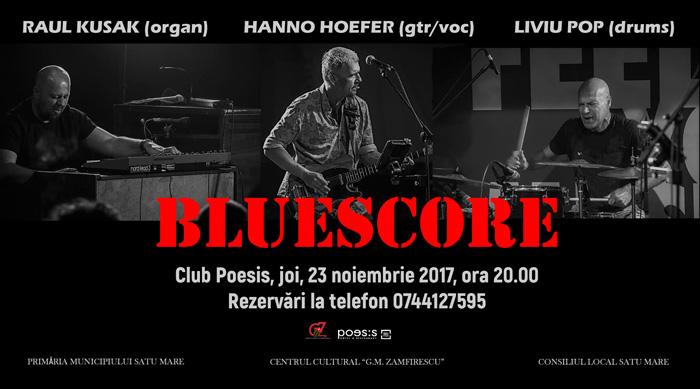 Concert de blues la Satu Mare