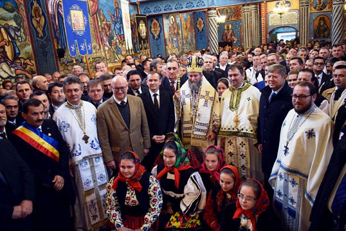 Biserica ortodoxă din Certeze, la 200 de ani de existență (Foto&video)