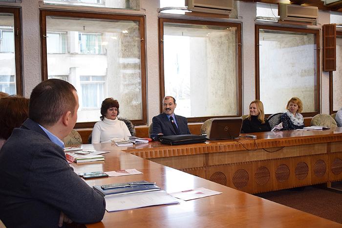 """Proiectele Fundației """"Hans Lindner"""", prezentate la Prefectură"""