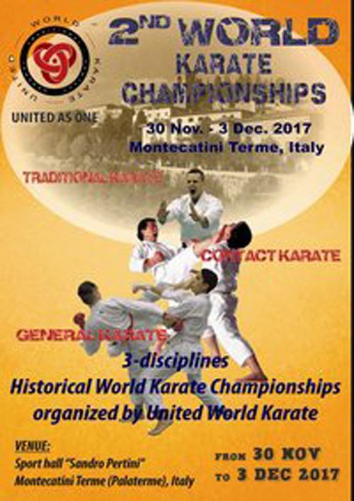 Cinci karateka sătmăreni, la Campionatul Mondial