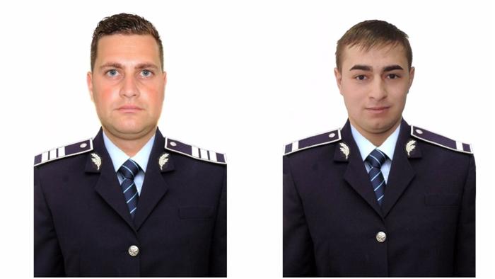 Antim Benchiș și Ionuț Cherecheș, declarați polițiștii zilei. Vezi motivul