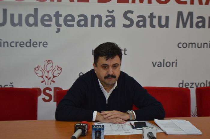 Consilierii PSD îi cer primarului să nu majoreze impozitele