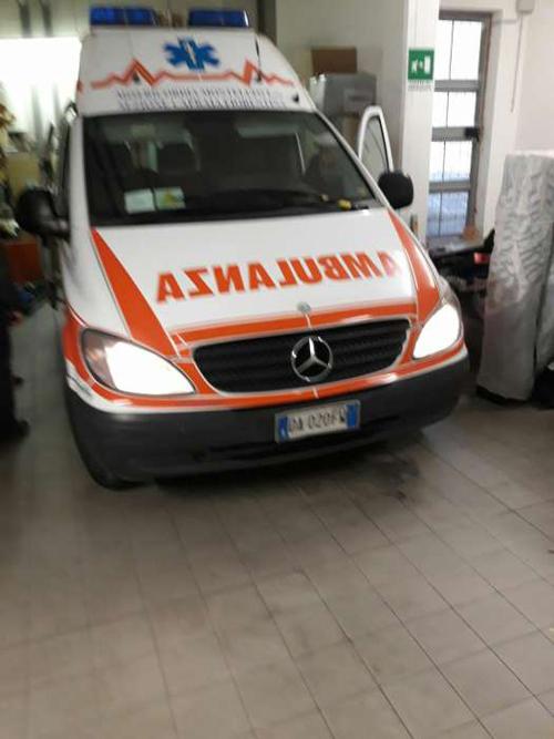 Ambulanță scoasă la vânzare pe OLX (Foto)