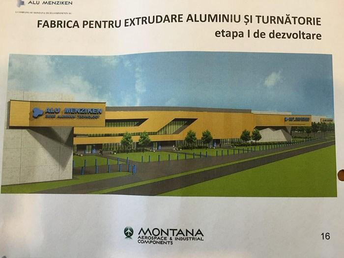 Împrumut de 25 de milioane de euro pentru noua fabrică de la Medieșu Aurit