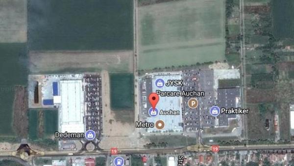 Un nou mall și un cartier rezidențial la Satu Mare. Cine este investitorul