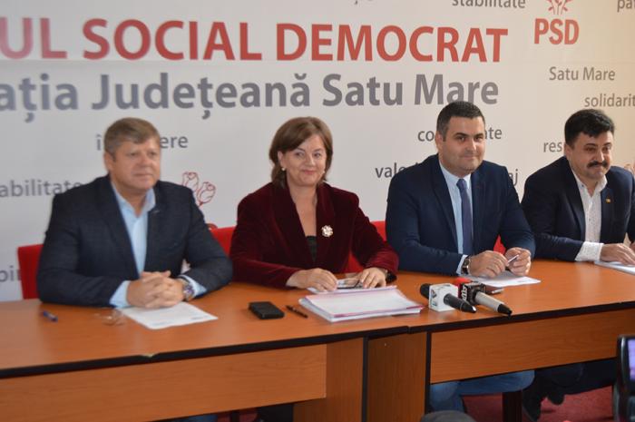 Efectele Guvernării PSD în județul Satu Mare: Investiții de sute de milioane de euro în infrastructură