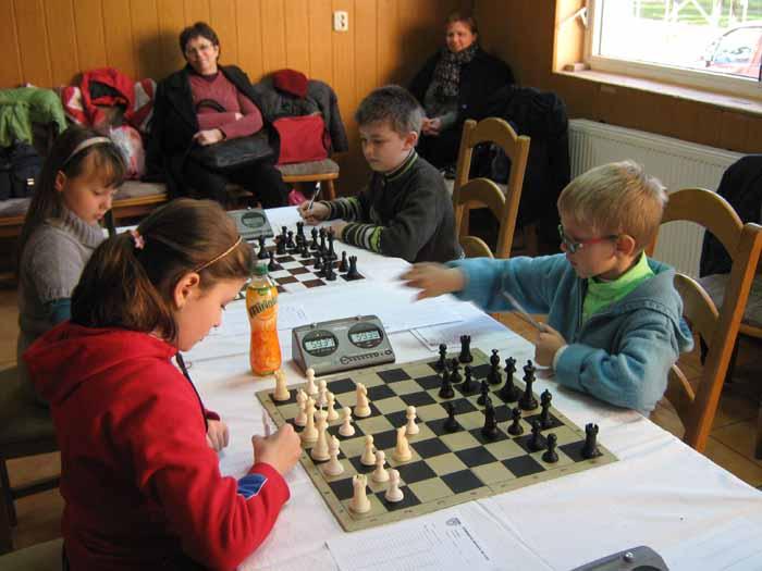 Turneu de șah, în week-end, pentru copii