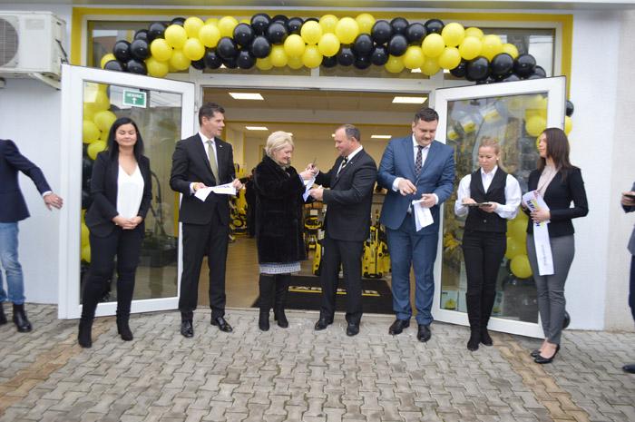 Karcher Center Satu Mare și-a deschis porțile (Foto)