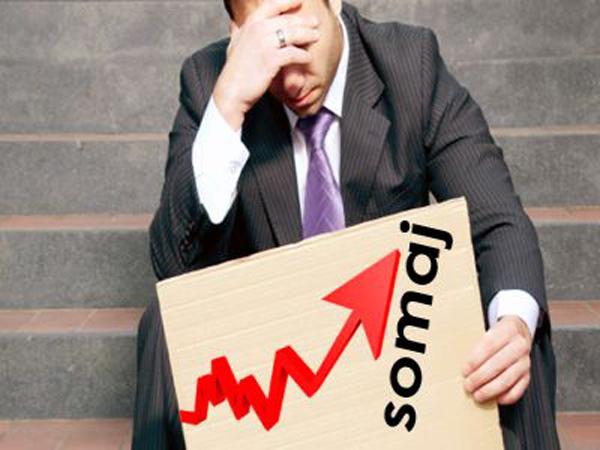 Rata șomajului, în creștere în județ