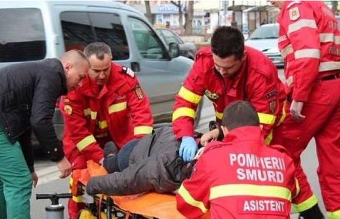 Sătmărean, implicat într-un accident la Bobota
