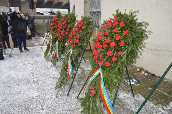 """""""Ziua Victoriei Revoluției din Decembrie 1989"""", marcată la Satu Mare (Foto&video)"""