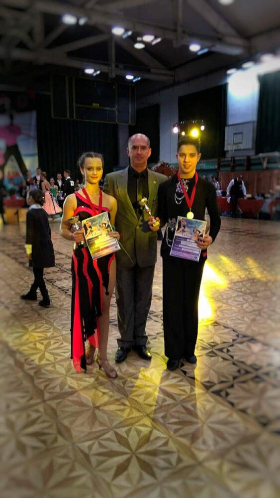 Locul II pentru Royal Dance la Concursul Național de la Târgu Mureș (Foto)