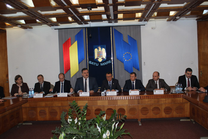 S-au semnat contractele ! Aproape 140 de milioane de lei pentru județul Satu Mare (Foto&video)