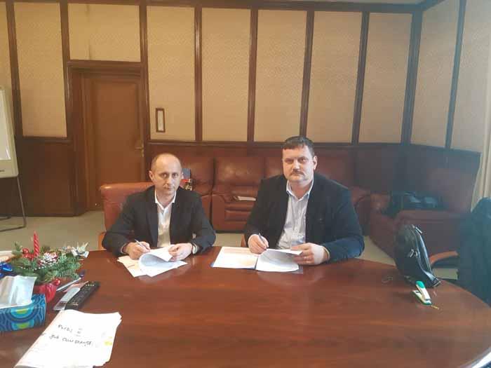 Alte două contracte de finanțare semnate pentru județul Satu Mare