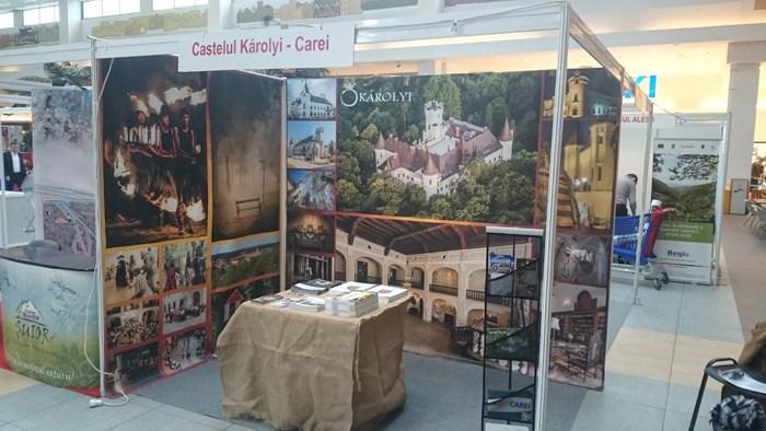 Careiul, prezent la Târgul de Turism al României