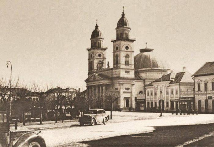 Cum arăta Centrul Vechi în 1944 (Foto)
