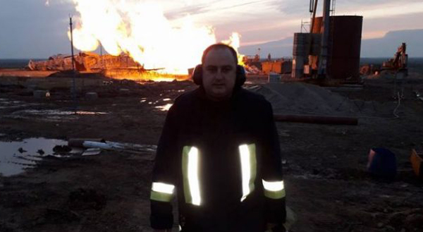"""Șeful pompierilor, """"recompensat"""" cu debarcarea după intervenția de la Moftin ?"""