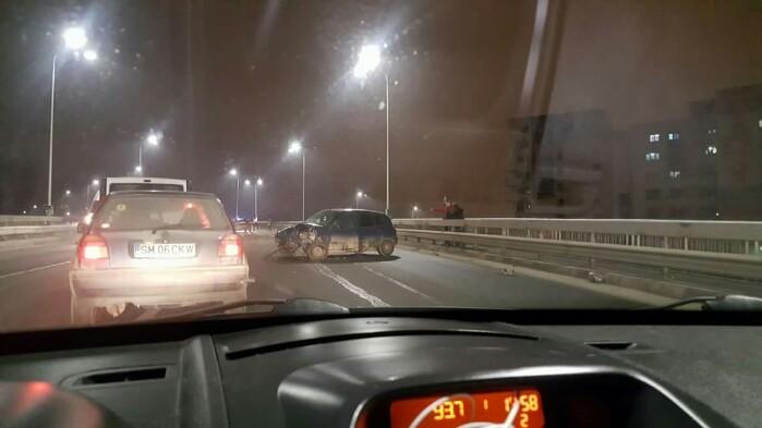 Șoferul vinovat de accidentul de pe Podul Decebal, mort de beat. Ce spun polițiștii