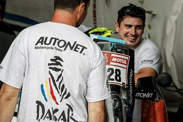 Începe aventura Dakar 2018 ! (Foto)