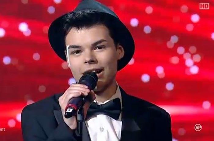 Sătmăreanul Manuel Chivari în semifinalele Eurovision 2018