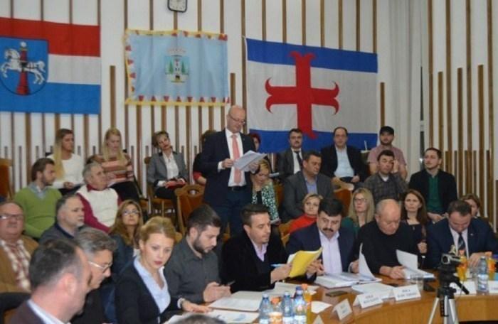 Ședință, azi, la Consiliul Local