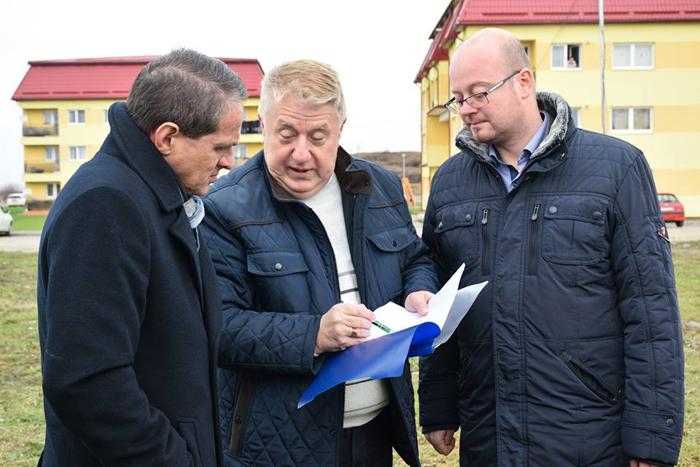 Trei noi blocuri ANL vor fi construite în municipiul Satu Mare