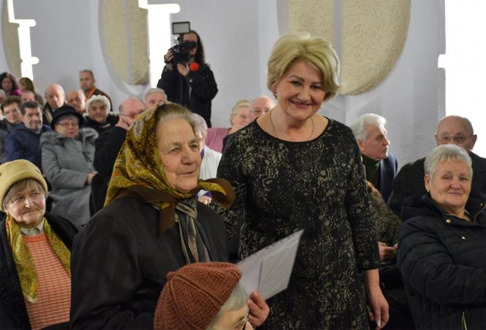 Cele mai longevive cupluri, premiate de municipalitate