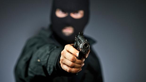 Jaf armat la o benzinărie de pe Careiului