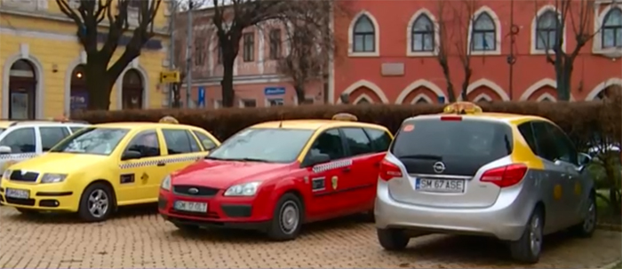 Note pentru taximetriști. Totul se întâmplă online