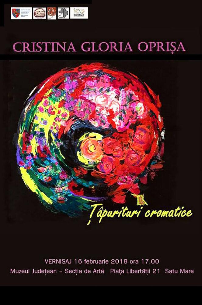 """""""Țâpurituri cromatice"""" la Muzeul de Artă"""
