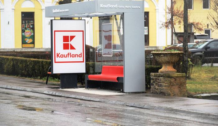 Stații de autobuz moderne la Satu Mare (Foto)