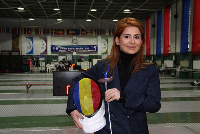 Satu Mare, capitala scrimei. Ministrul Ioana Bran, la deschiderea oficială (Foto)