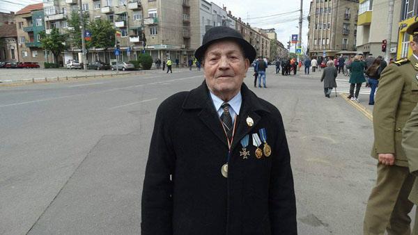 Sfârșit de drum ! A murit ultimul veteran de război pompier din România