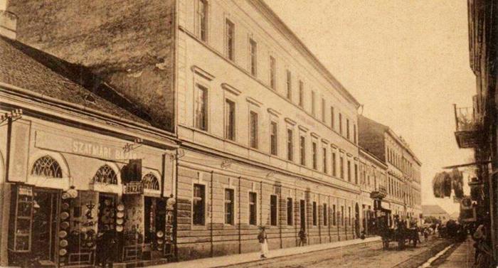 O clipă din viața Sătmarului, cu 100 de ani în urmă (Foto)