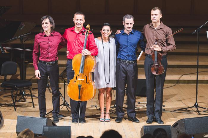 Tangoul tradițional argentinian pe scena Filarmonicii din Satu Mare (Foto)