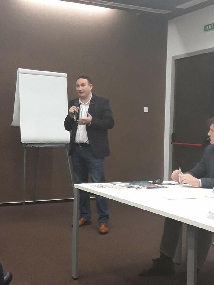 Ciprian Crăciun, ales prim-vicepreședinte al PES Activists România