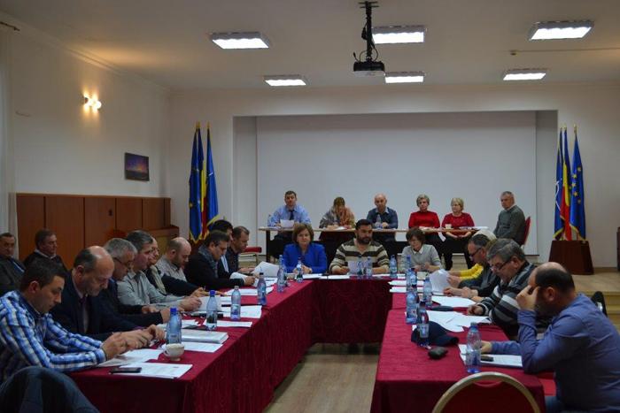 Bugetul orașului Negrești-Oaș pe anul 2018 a fost aprobat
