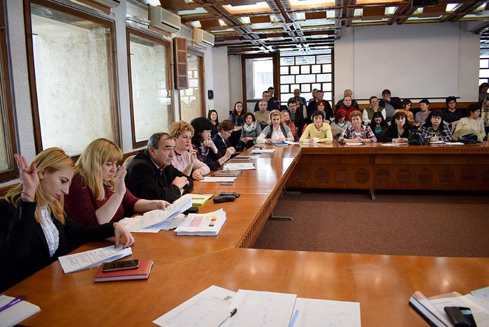 Problemele de fond funciar, dezbătute într-o ședință la Prefectură