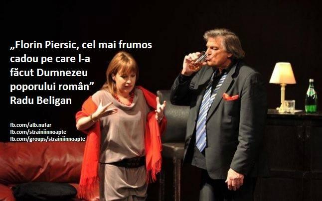 Florin Piersic vine la Satu Mare