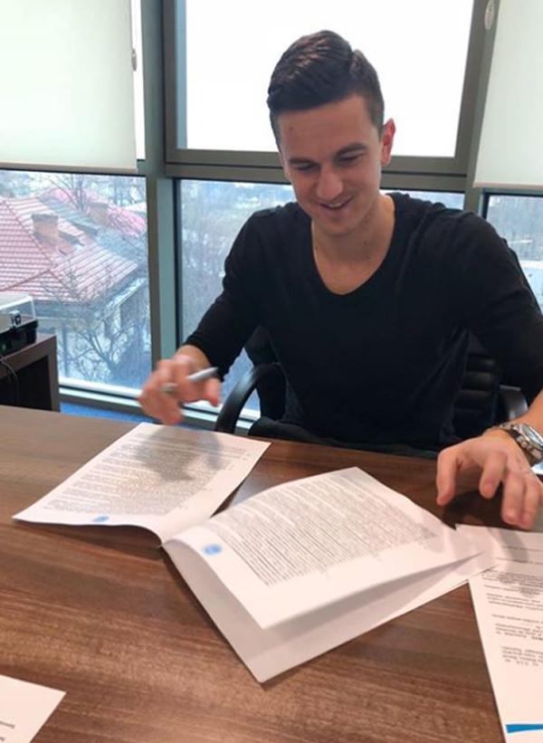 Oficial ! Sătmăreanul Florin Gardoș a semnat cu Universitatea Craiova