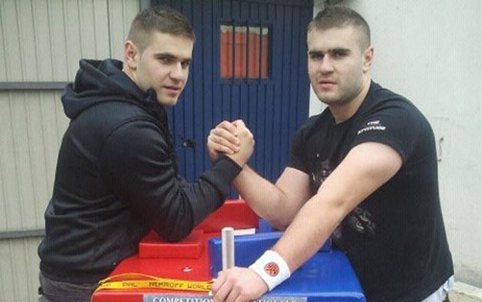Frații Podac participă la Campionatul Național de Skandenberg